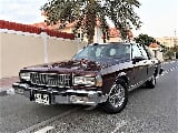 Photo Chevrolet caprice 1988 in excellent condition