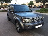 Photo Land Rover Discovery-LR4 5.0 V8