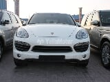 Photo Used Porsche Cayenne S 2011