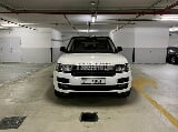 Photo Used Land Rover Range Rover 2016