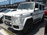 Photo Used Mercedes-Benz G 63 AMG 2015