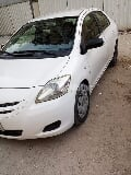 Photo Used Toyota Yaris Sedan 2008