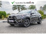 Photo AED3183/month | 2015 BMW X6 50i 4.4L | Warranty...