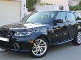 Photo Used Land Rover Range Rover Sport 2018