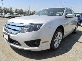 Photo Ford Fusion 2012 Lady Driven - AED 30,000