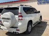 Photo Used Toyota Land Cruiser Prado 2.7L GXR 2015