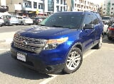 Photo Used Ford Explorer 2014
