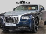 Photo Used Rolls Royce Wraith 2014