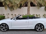 Photo Audi s5 convertibe superchared v6 quattro 330hp...