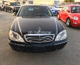Photo Used Mercedes-Benz S-Class 2001