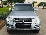 Photo Used Mitsubishi Pajero 2015