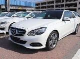 Photo Used Mercedes-Benz E-Class E 300 2014