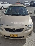 Photo Used Toyota Corolla 1.8L Comfort 2010