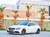 Photo Used Mercedes-Benz C-Class Coupe C 63 S 2017