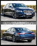 Photo Used Lincoln Continental 2017