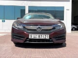 Photo Rent a 2016 Honda Civic in Dubai - AED 140 per day