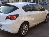 Photo Used Opel Astra Hatchback 2014