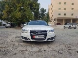 Photo Used Audi A8 3.0L (290 HP) 2013