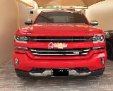 Photo Chevrolet silverado crew cab 1500 z71 offroad...