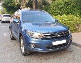 Photo Used Volkswagen Tiguan 2015