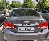 Photo 2013 Chevrolet Cruze Top Variant with Sunroof
