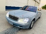 Photo Mercedes S 500 model 2000 Japan in very good...