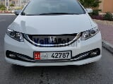 Photo Used Honda Civic 1.8 EXi 2014 Car for Sale in...