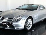 Photo Mercedes-Benz SLR McLaren