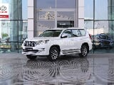 Photo Used Toyota Land Cruiser Prado 2020