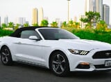 Photo Rent a 2018 Ford Mustang V6 Convertible in...