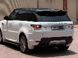 Photo Used Land Rover Range Rover Sport Autobiography...