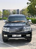 Photo Used Toyota Land Cruiser GX. R+ 2011