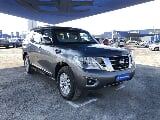 Photo Used Nissan Patrol 2015