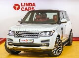 Photo Used Land Rover Range Rover Autobiography 2014