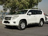 Photo Used Toyota Land Cruiser Prado 4.0L V6 TXL1 2013