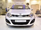 Photo Used Kia Rio Hatchback 1.4 EX 2014