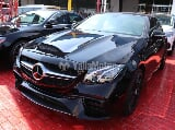 Photo Used Mercedes-Benz E-Class E 63 AMG 2017
