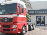 Photo 2012 man tgs 18.360 4X2 available in Dubai