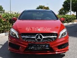 Photo Used Mercedes-Benz A250 2014
