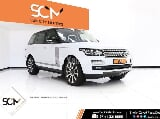 Photo Used Land Rover Range Rover 5.0L SC Vogue SE...