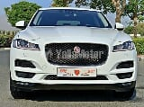 Photo Used Jaguar F-Pace 2017