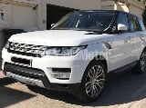 Photo Used Land Rover HSE V8 2015