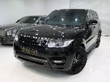Photo Used Land Rover Range Rover Sport SC Dynamic 2015