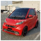 Photo Used Smart Brabus ForTwo 2014