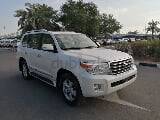 Photo Toyota land cruiser gxr v8 2014 in perfect...