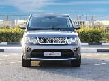 Photo Used Land Rover Range Rover Sport SVR 2011