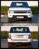 Photo Used Land Rover Range Rover Sport HSE 2013