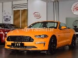 Photo Used Ford Mustang 5.0L GT Convertible 2018