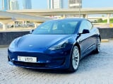 Photo Rent a 2021 Tesla Model 3 in Dubai - AED 700...