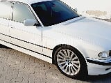 Photo Used BMW 7 Series 740i 2000